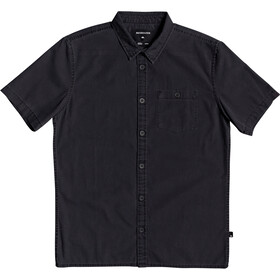 Quiksilver Taxer Wash T-shirt Heren, black